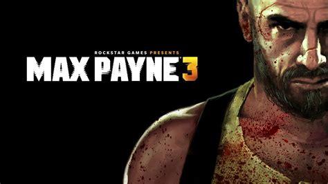 Max Payne 3 InÍcio É O Retorno Do Max Youtube