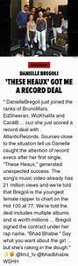 TMZ Com EXCLUSIVE DANIELLE BREGOLI THESE HEAUX' GOT ME a ...
