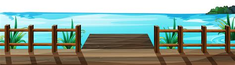 Boat Dock Clipart by Dock Clipart Clipground
