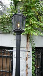 The, Use, Of, Outdoor, Gas, Lights