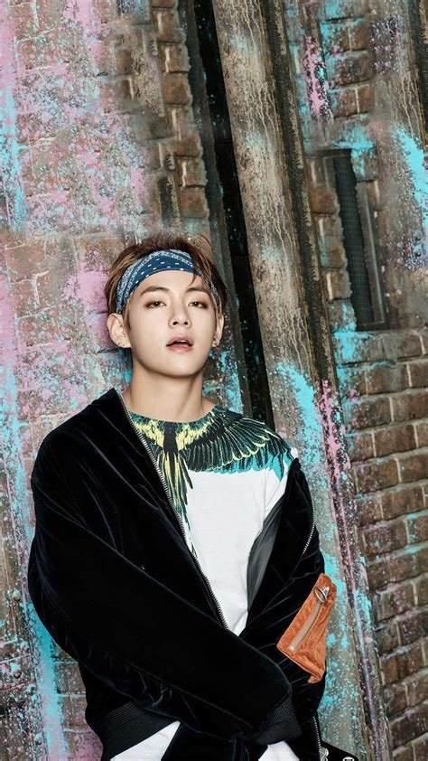 A collection of the top 62 v bts phone wallpapers and backgrounds available for download for free. BTS V Wallpapers - Wallpaper Cave