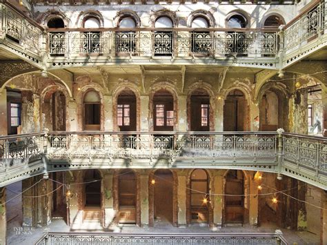lost atrium   temple court building  nyc