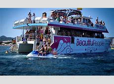 Beautiful People Ibiza Boat Party Boat Parties Info