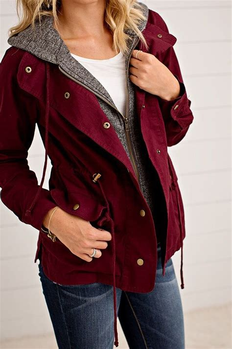 Need This Layered Utility Jacket For Fall So Cute