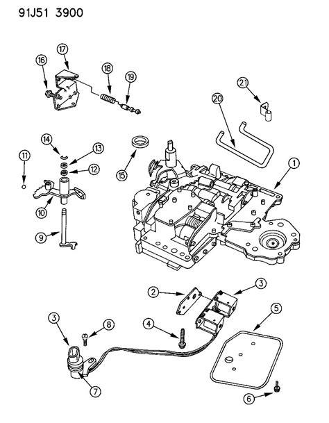 42rh Transmission Diagram by Dodge 46re Transmission Wiring Diagram Wiring Library