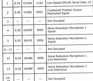 Bose Amplifier Connector Pinouts Including 2ss And Non