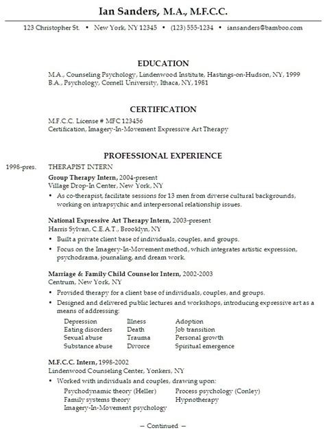 General Resume Skills Exles by Resume Skills Exles For Any Svoboda2
