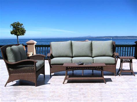 outdoor loveseat and table jen joes design best