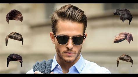 man hairstyle photo editor youtube