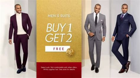 K&g Fashion Superstore Holiday Event Tv Commercial, 'men's