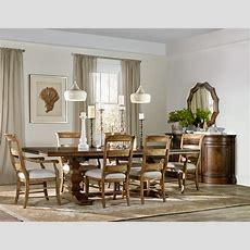 Hamilton Home Sentinel Pecan Formal Dining Room Group