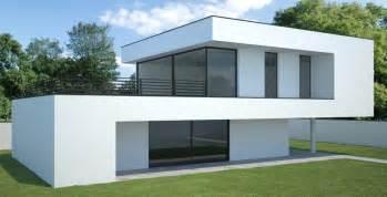 bungalow moderne architektur haus bauen hausbau einfamilienhaus häuserbauen net
