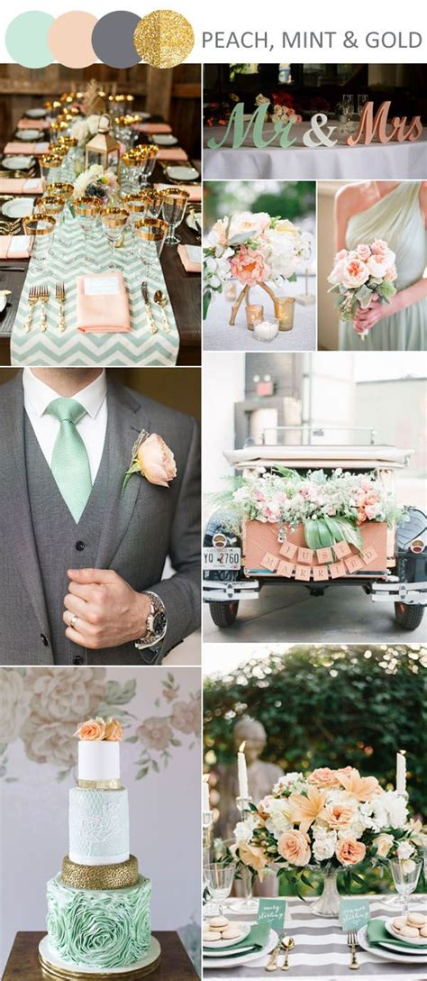 8 Stunning Wedding Colors In Shades Of Gold For 2017