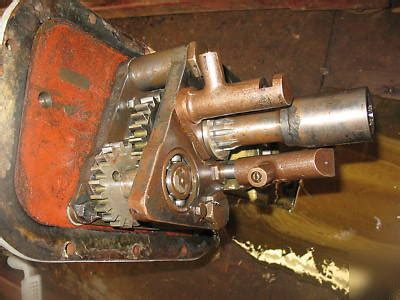 sherman howard hupp transmission ford ferguson
