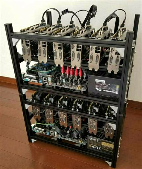 Gpu mining rig involves the use of graphics card to complete the mining process in a network. Pin by Ariya Pramudiya on BitCoin   Ethereum mining, Crypto mining, Diy electronics