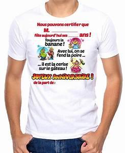 T Shirt 30 Ans : t shirt homme humour anniversaire zoom tee shirt kit 30 ans homme age trentaine trentenaire humorist ~ Voncanada.com Idées de Décoration