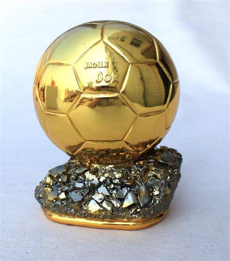 ballon dor trophy golden football awards  ronaldo