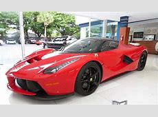 LaFerrari For Sale at Fort Lauderdale Collection South