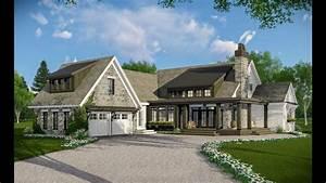 Architectural Designs Modern Farmhouse Plan 14664RK ...