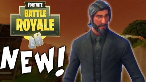 *new* John Wick The Reaper Outfit!