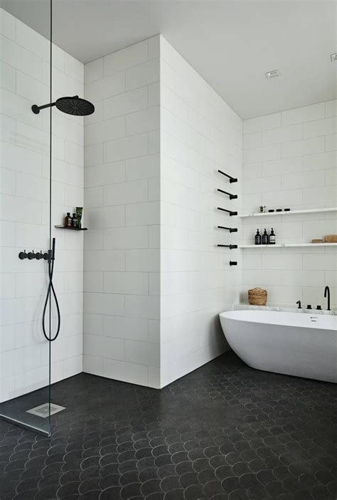 Badezimmer Schwarz Weiss by 2018 Design Trends For The Bathroom Home Inspiration