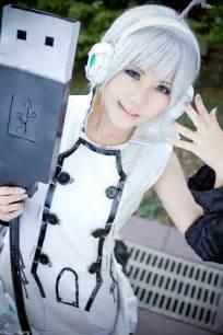 Vocaloid Piko Cosplay