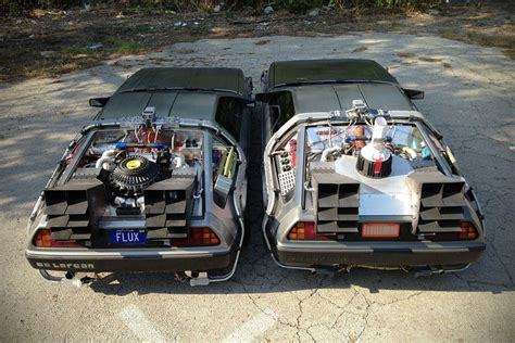 For $30,000, You Can Turn Your Delorean Into A Time