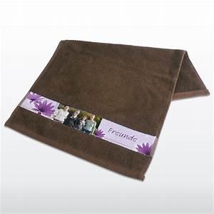 Fotogeschenke Auf Rechnung : handtuch bedrucken lassen selbst gestalten mit foto und text ~ Themetempest.com Abrechnung