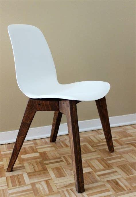 fabriquer une chaise comment fabriquer une chaise scandinave meubles à