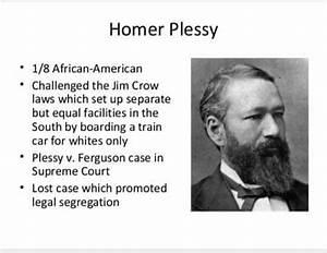 Plessy vs Ferguson | History lest we forgetttt ...