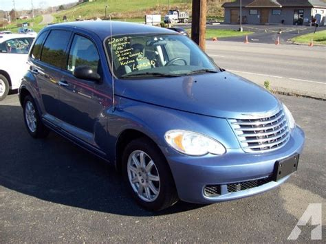 2007 Chrysler Pt Cruiser Touring 2007 chrysler pt cruiser touring for sale in zanesville