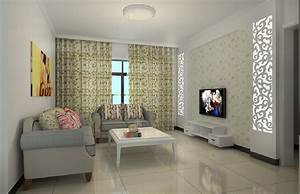 Living Room Simple With Tv Wall And Amazing Ideas Large ...