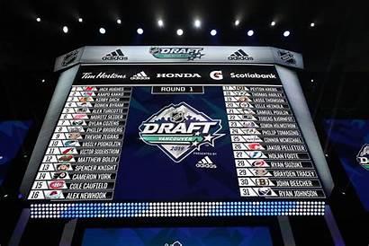 Draft Nhl Reece Islanders Entry Newkirk York