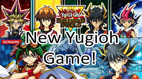 yugioh game pc yu gi oh cards games anime chaos kaiba power joey edition duels millennium update