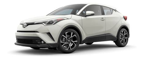what color options are available for the 2019 toyota c hr