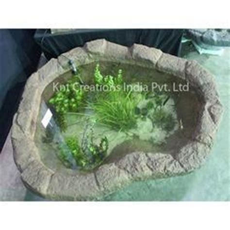 garden ponds elliptical pond  liters exporter  pune
