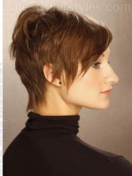 Feathered Pixie Hairstyles by Feathered Haircuts