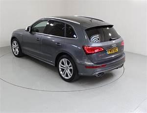 Audi Sq5 Tdi : used audi q5 sq5 tdi quattro grey 3 0 estate bristol avon used cars of bristol ~ Medecine-chirurgie-esthetiques.com Avis de Voitures