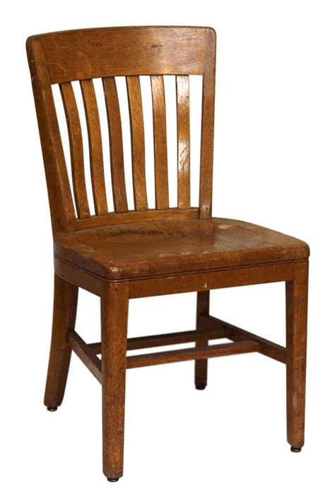 sikes solid wood office chair olde things