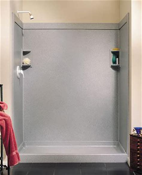 swanstone ss   shower wall panels almond galaxy
