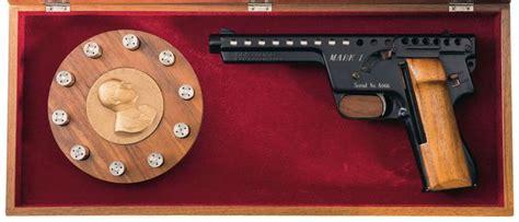 Mbassociates Gyrojet Mark I Pistol 13 Mm Rocket
