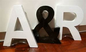 typo sale nuptial nervosa With 3 inch wooden letters for sale
