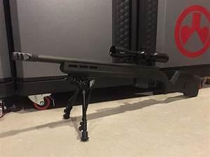 Remington 700 Sps 308  7 62 Magpul Hunter Stock Magpul Mag