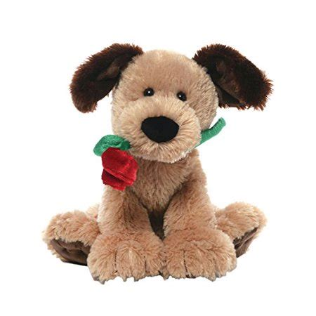 gund deangelo valentines day dog stuffed animal plush