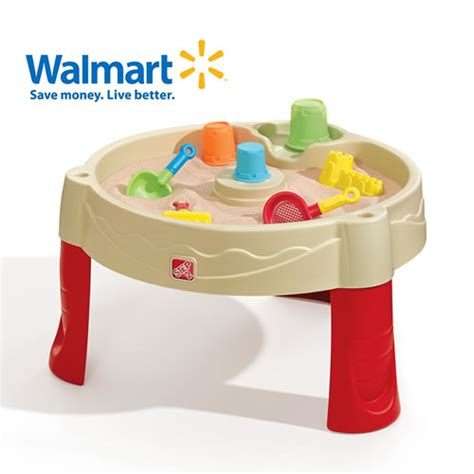 step 2 water table sand castle play table sand water play by step2