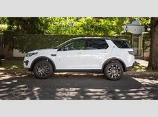 2017 Land Rover Discovery Sport SE Si4 review CarAdvice