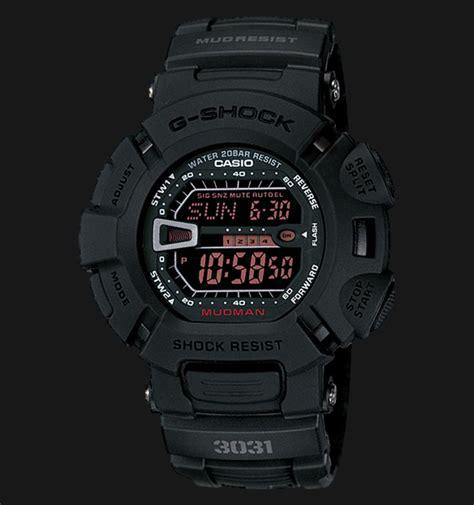 jam tangan casio g shock mudman casio g shock mudman g 9000ms 1dr jamtangan