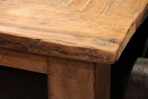 Tische aus altem holz exklusive holztische und st hle for Tische aus altem holz