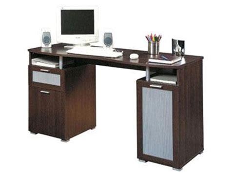 bureau couleur wengé meuble de bureau wenge