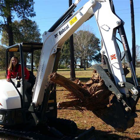 mini excavator rental lbs bobcat